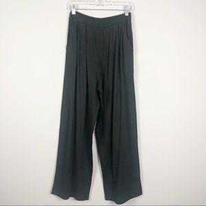 Sonia Rykiel | Black Wide Leg Pants | NWT